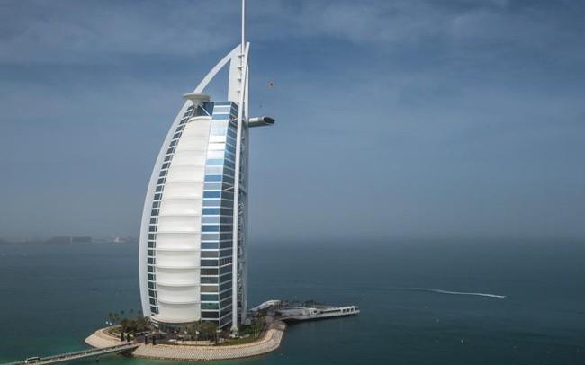 Burj Al Arab - Trải nghiệm sự sang trọng tuyệt vời nhất tại khách sạn xa xỉ 7 sao của Dubai