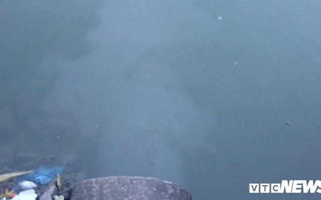 Hàng chục cống xả thải trực tiếp ra Hồ Tây: Phòng Cảnh sát Môi trường Hà Nội thông tin chính thức