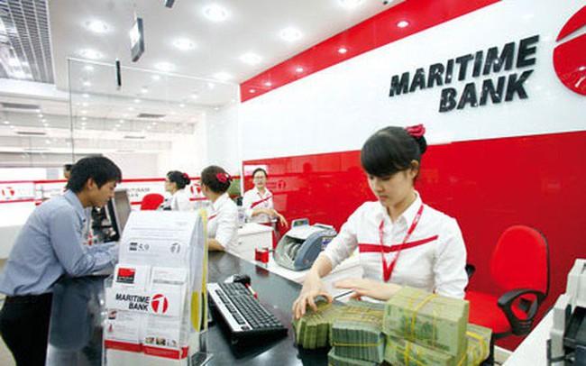 Maritime Bank lãi 268 tỷ đồng trong 6 tháng, vượt 38% mục tiêu cả năm 2018