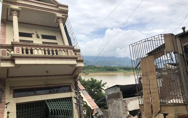 Sụt lún nhà xuống sông Đà ở Hoà Bình: Đã tìm ra nguyên nhân