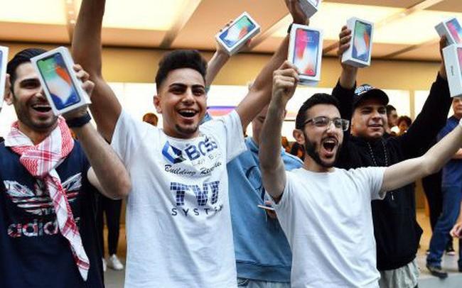 Đây là cách chiếc iPhone X giá nghìn đô đã giúp Apple có một quý tăng trưởng đầy ngoạn mục