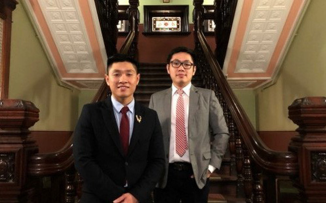 Hai anh em người Việt ghi dấu ấn với trí tuệ nhân tạo trong y khoa