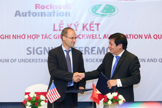 Quí Long, Rockwell hợp tác đưa giải pháp tự động hóa vào hệ thống điều hòa không khí