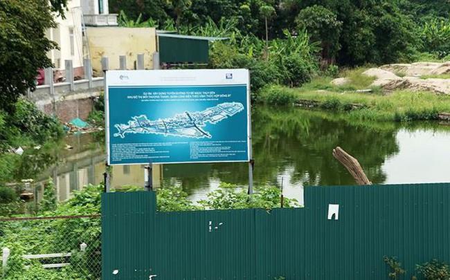 Ngổn ngang tuyến đường đổi bằng 180 ha 'đất vàng' ở Hà Nội