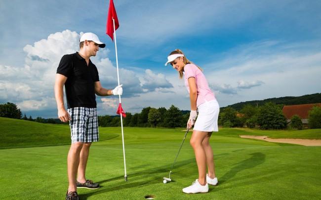 7 điều thay đổi để phái đẹp đến với golf nhiều hơn
