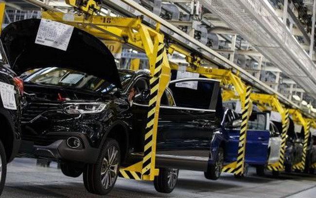 Thâm hụt thương mại Mỹ tăng bất chấp chính sách tăng thuế nhập khẩu