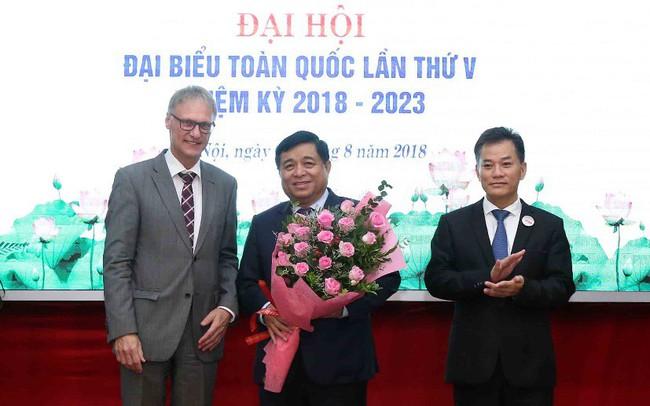 Bộ trưởng Nguyễn Chí Dũng nhận trọng trách mới