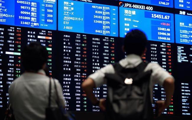 Thị trường ngày mới: Chứng khoán châu Á tăng điểm, trái phiếu, đồng USD ổn định