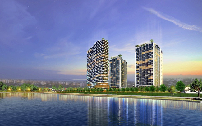 Bắc Giang có tòa căn hộ khách sạn đầu tiên cao 29 tầng