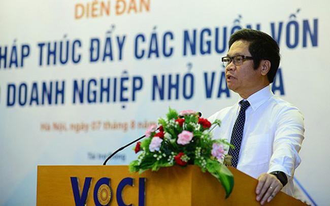 """Ông Vũ Tiến Lộc: Vui vì vốn cho DNNVV chuyển từ """"may sẵn"""" sang """"may đo"""""""