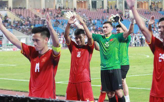 Rộ thông tin HLV Park Hang-seo loại Văn Lâm khỏi danh sách dự Asiad 2018