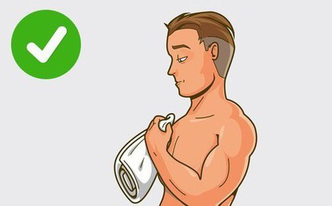 Sửa ngay 5 thói quen tắm sai lầm gây hại sức khoẻ mà nhiều người có thể đang làm mỗi ngày
