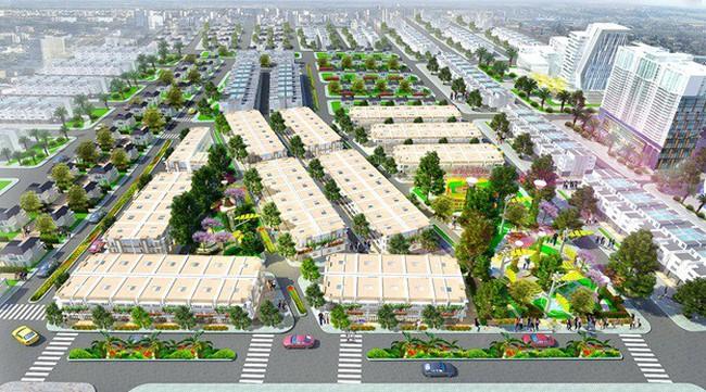 Cơ hội đầu tư BĐS Eco Town Long Thành