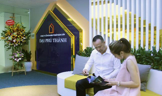 Đại Phú Thành khai trương trụ sở chính