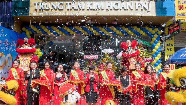 Bất chấp nhịp điều chỉnh mạnh của cổ phiếu, PNJ vẫn là một trong những doanh nghiệp niêm yết tốt nhất sàn chứng khoán Việt Nam