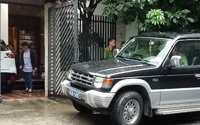 """Khám xét nhà riêng nhiều cựu lãnh đạo các đơn vị ở Đà Nẵng vì liên quan Vũ """"nhôm"""""""