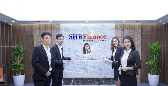 Công ty tài chính SHB đạt trên 1.000 khoản vay trong tháng đầu ra mắt dịch vụ