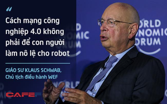 Chủ tịch WEF: