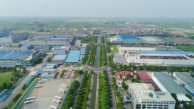 BĐS Yên Phong sôi động nhờ mở rộng quy mô KCN và người lao động
