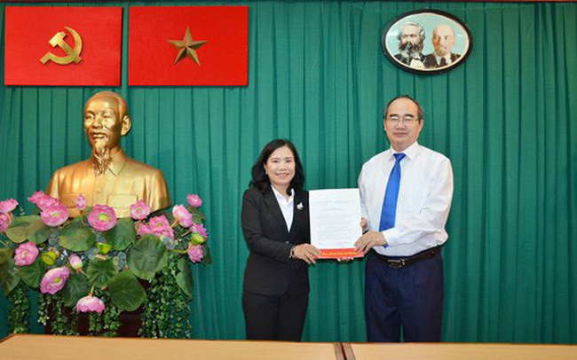 TPHCM bổ nhiệm nhân sự mới