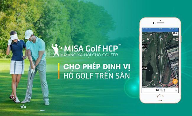 MISA Golf HCP – ứng dụng không thể bỏ qua của người chơi golf
