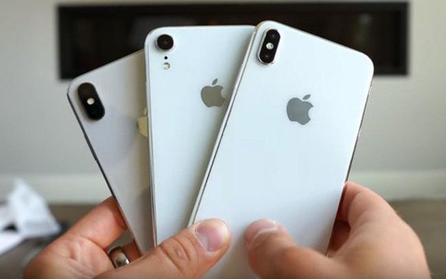 Giá iPhone XS và iPhone XR tại VN được tiết lộ: Thấp nhất 22 triệu, cao nhất 43 triệu, bán cuối tháng 10