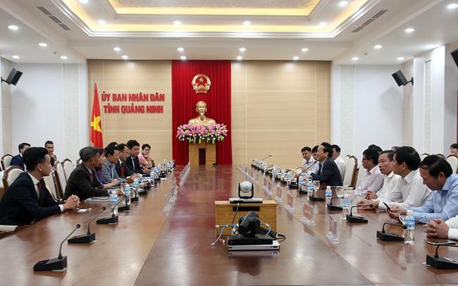 Quảng Ninh: Hàn Quốc muốn đầu tư lớn vào Vân Đồn