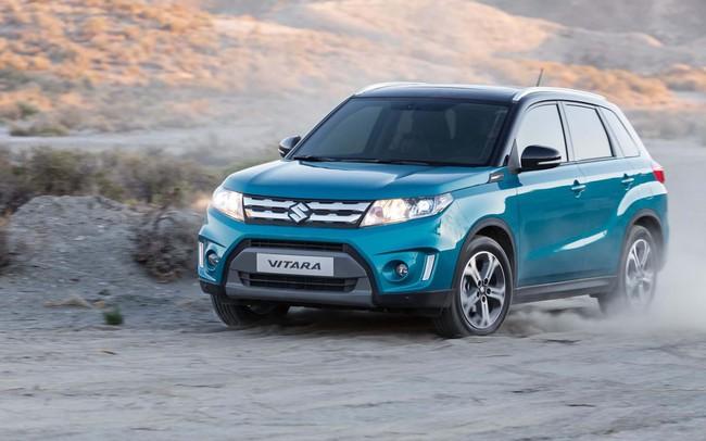 10 mẫu xe ô tô ế ẩm nhất tháng 8/2018: Suzuki Vitara không bán được chiếc nào
