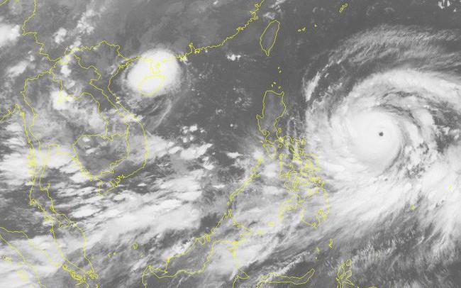 Bão số 5 suy yếu thành áp thấp nhiệt đới, gây mưa lớn ở Đông Bắc Bộ