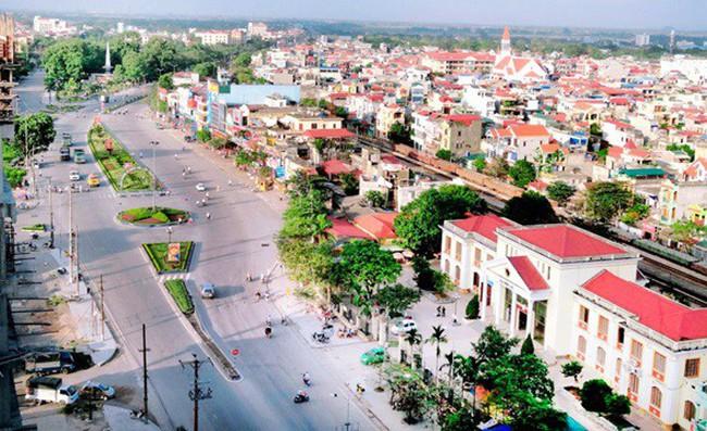 Khu đô thị Tây phố Yết Kiêu giúp Hà Nam thu hút khách đầu tư