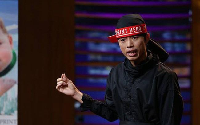 """Shark Linh nhịn cười, Shark Hưng, Shark Dzung bày tỏ thái độ ức chế trước phần trình bày của startup cho rằng mình hơn hẳn Flappy Bird, tham vọng xây dựng đế chế tỷ USD vì thế giới """"không ai thiết kế được như vậy"""""""
