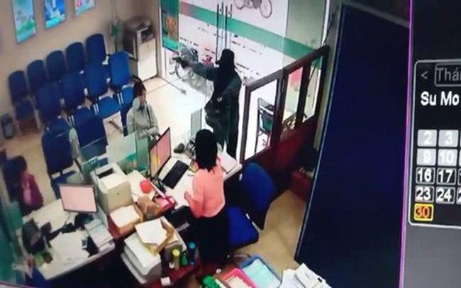 Vụ cướp ngân hàng ở Tiền Giang: Số tiền bị cướp khoảng 1 tỷ đồng