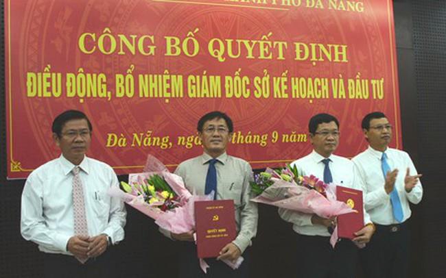Đà Nẵng có Giám đốc Sở Kế hoạch và Đầu tư mới