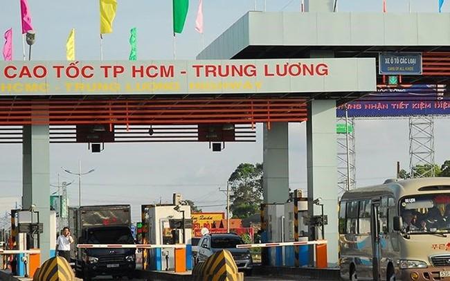 Kiến nghị thu hồi quyền thu phí cao tốc TP.HCM-Trung Lương - ảnh 1