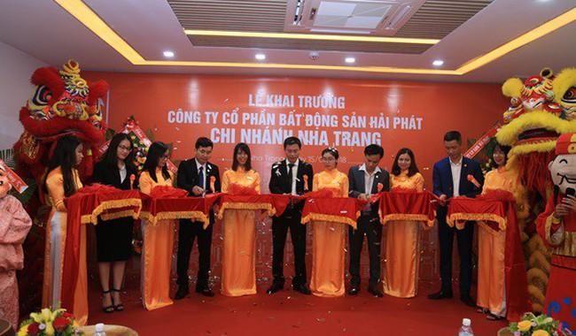 Hải Phát Land khai trương chi nhánh thứ 16 tại Nha Trang