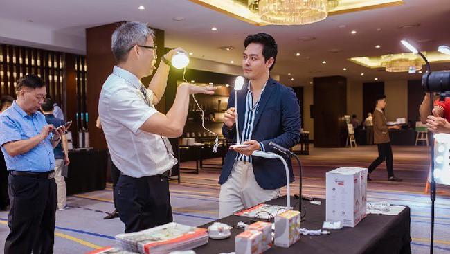 Thương hiệu thiết bị chiếu sáng TOA Lighting lần đầu xuất hiện tại Việt Nam