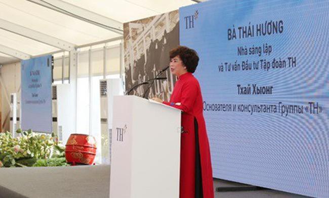 """Bà Thái Hương nói về Thống đốc tỉnh Kaluga: """"Một người luôn truyền cảm hứng, thắt chặt tình nghĩa và trọng trách"""""""