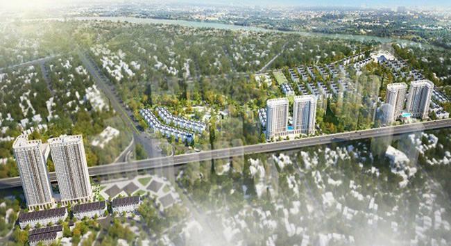 Athena Fulland Đại Kim Đường Nguyễn Xiển: Dự án đáng chú ý năm 2019