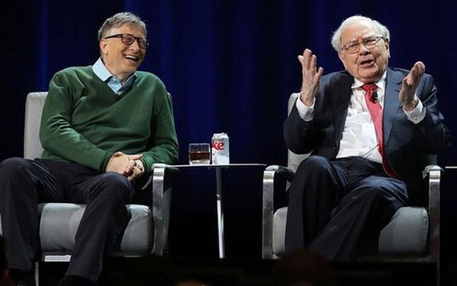 4 điều Bill Gates học được từ Warren Buffett suốt 25 năm