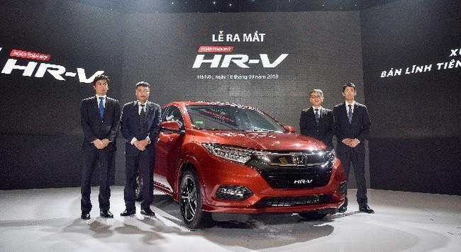 """Honda Việt Nam giới thiệu mẫu xe Honda HR-V hoàn toàn mới - """"Xứng tầm bản lĩnh tiên phong"""""""