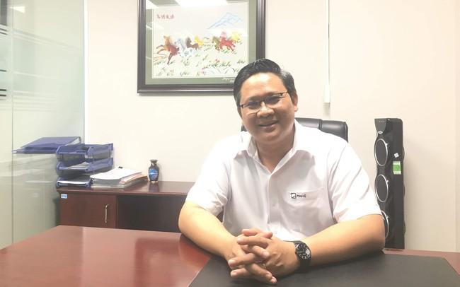 Phó Tổng giám đốc Phan Vũ hé lộ cơ duyên với chủ tịch FECON Mining