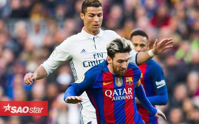 Messi có thể vượt qua Ronaldo để giành Quả bóng vàng FIFA 2018