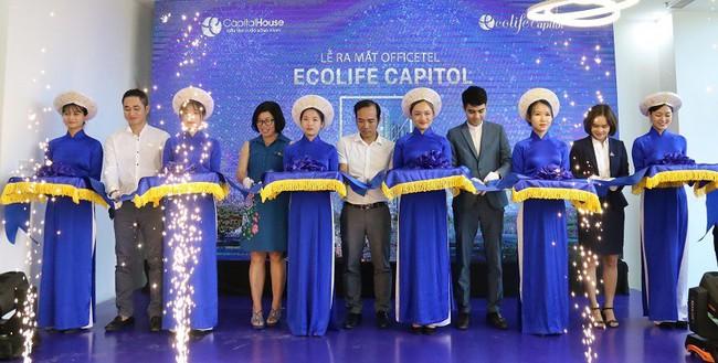 Cơ hội đầu tư căn hộofficetel EcoLife Capitol