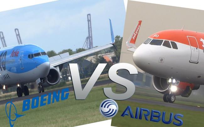 Câu chuyện thú vị về hai kẻ thù không đội trời chung: Airbus A320 và Boeing 737
