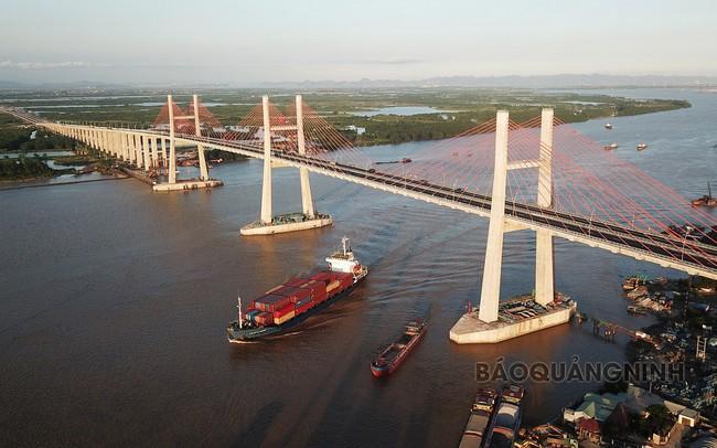 Cầu Bạch Đằng sẽ thu phí vào đầu tháng 10