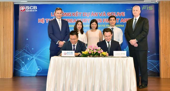 SCB triển khai thành công dự án Treasury – FIS Front Arena