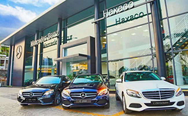 Người Việt tiêu thụ kỷ lục 4.022 xe Mercedes trong 8 tháng đầu năm, chờ cuối năm bùng nổ với xe nhập khẩu nguyên chiếc