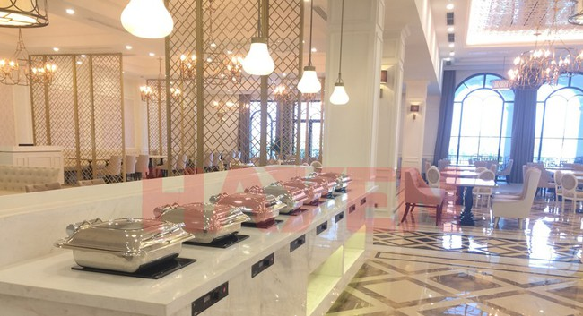 Bếp điện từ – Xu thế tất yếu của ngành bếp nhà hàng, khách sạn, canteen