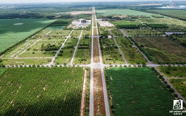 Điều chỉnh địa giới hành chính 6 xã để xây dựng sân bay 16 tỉ USD