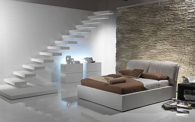 Tròn mắt với những mẫu cầu thang gỗ cực kỳ sáng tạo và độc đáo